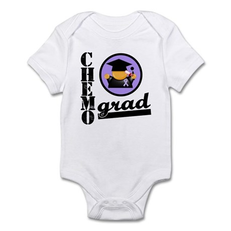 Chemo Grad Cancer Infant Bodysuit