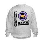 Chemo Grad Cancer Kids Sweatshirt