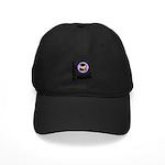 Chemo Grad Cancer Black Cap
