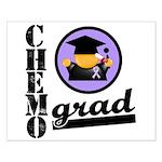 Chemo Grad Cancer Small Poster