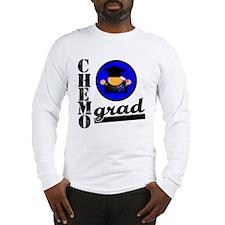 Chemo Grad Colon Cancer Long Sleeve T-Shirt