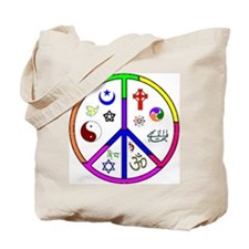 No More Fear Tote Bag