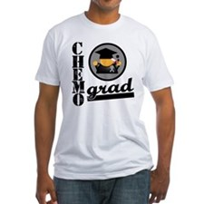 Chemo Grad Brain Cancer Shirt