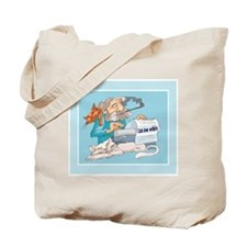 Cats & Writers Tote Bag