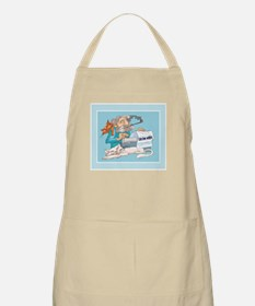 Cats & Writers BBQ Apron