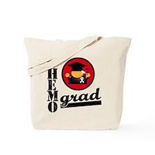 ChemoGradBoneCancer Tote Bag