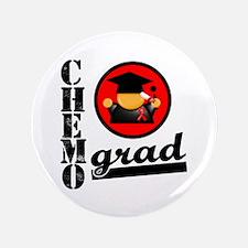 """ChemoGradBloodCancer 3.5"""" Button"""