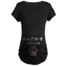 Cougar: Run For It Little Boy T-Shirt
