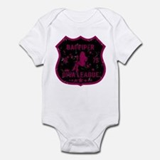 Bagpiper Diva League Infant Bodysuit