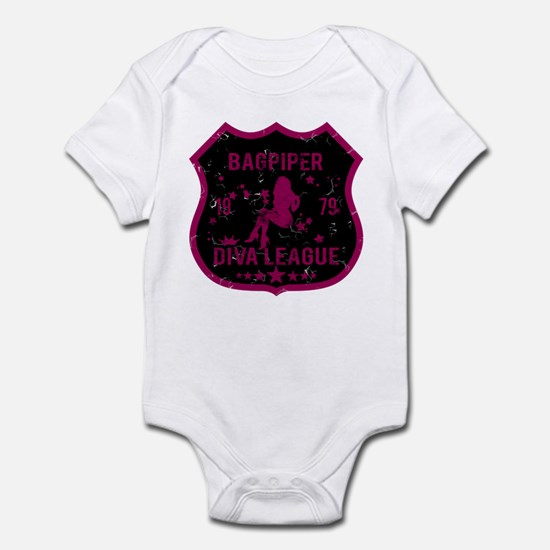 Bagpiper Diva League Infant Bodysuit