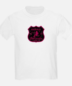 Bagpiper Diva League T-Shirt