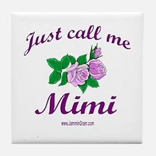 MIMI 1 Tile Coaster