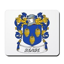 Reade Coat of Arms Mousepad