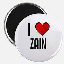 I LOVE ZAIN Magnet
