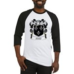 Rees Coat of Arms Baseball Jersey