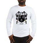 Rees Coat of Arms Long Sleeve T-Shirt