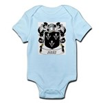 Rees Coat of Arms Infant Creeper
