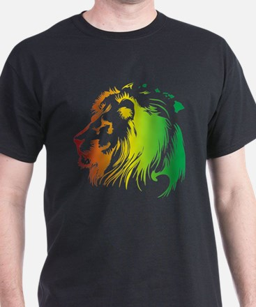 Hawaii Rasta Lion
