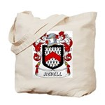 Revell Coat of Arms Tote Bag