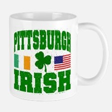 Pittsburgh IRISH_p01 Mugs