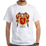 Rhese Coat of Arms White T-Shirt