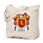 Rhese Coat of Arms Tote Bag
