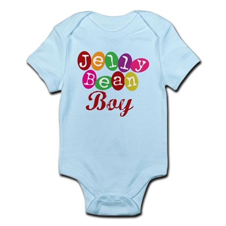 Jelly Bean Boy Infant Bodysuit