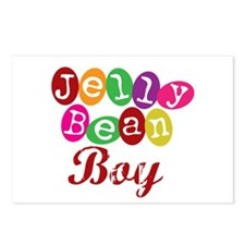 Jelly Bean Boy Postcards (Package of 8)