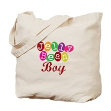 Jelly Bean Boy Tote Bag