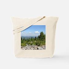 Almost Heaven WV Tote Bag