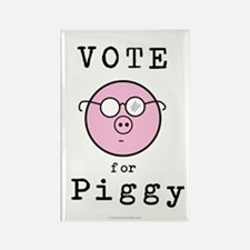 Lord of the Flies Piggy Rectangle Magnet