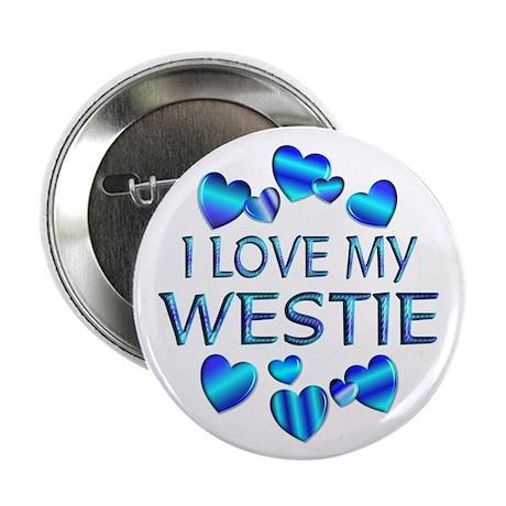"""Westie 2.25"""" Button (10 pack)"""