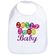 Jelly Bean Baby Bib