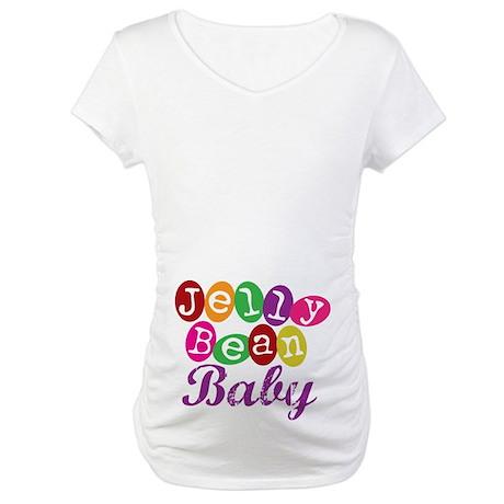 Jelly Bean Baby Maternity T-Shirt