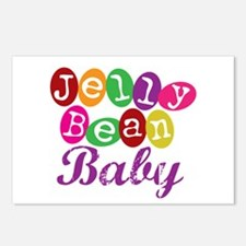 Jelly Bean Baby Postcards (Package of 8)