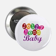 """Jelly Bean Baby 2.25"""" Button (100 pack)"""