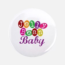 """Jelly Bean Baby 3.5"""" Button (100 pack)"""