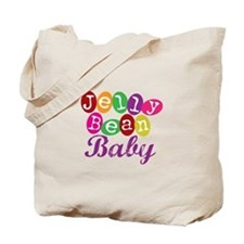 Jelly Bean Baby Tote Bag