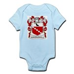 Rochewell Coat of Arms Infant Creeper