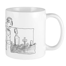 Grave Digger Foamy Mug