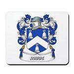 Rudde Coat of Arms Mousepad