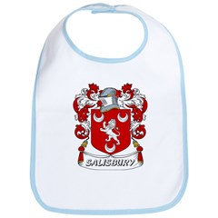 Salisbury Coat of Arms Bib