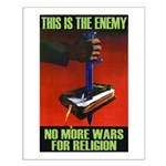 This is the Enemy Small Poster
