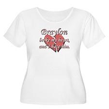 Braylon broke my heart and I hate him T-Shirt