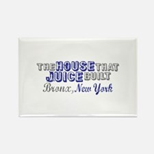 House that Juice Built Rectangle Magnet (10 pack)
