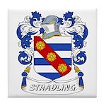 Stradling Coat of Arms Tile Coaster