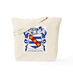Stradling Coat of Arms Tote Bag