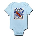 Stradling Coat of Arms Infant Creeper
