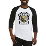 Travers Coat of Arms Baseball Jersey