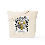 Travers Coat of Arms Tote Bag